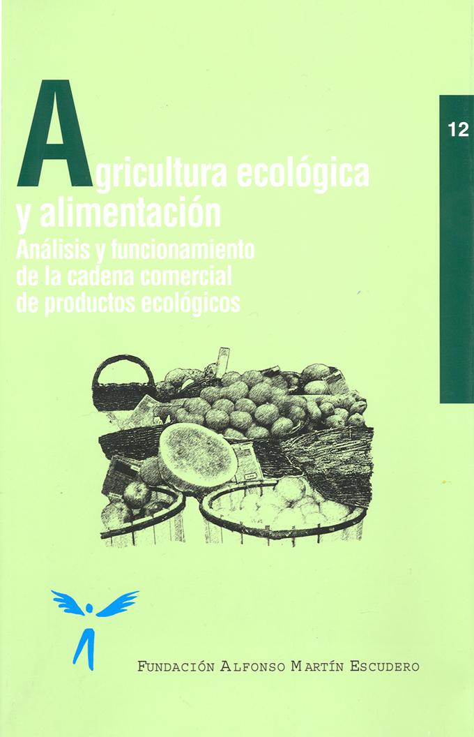 Cover of Agricultura ecológica y alimentación